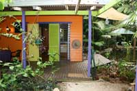daintree bed and breakfast room